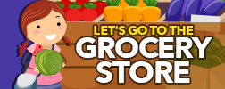 Learn and Play Grocery Shop