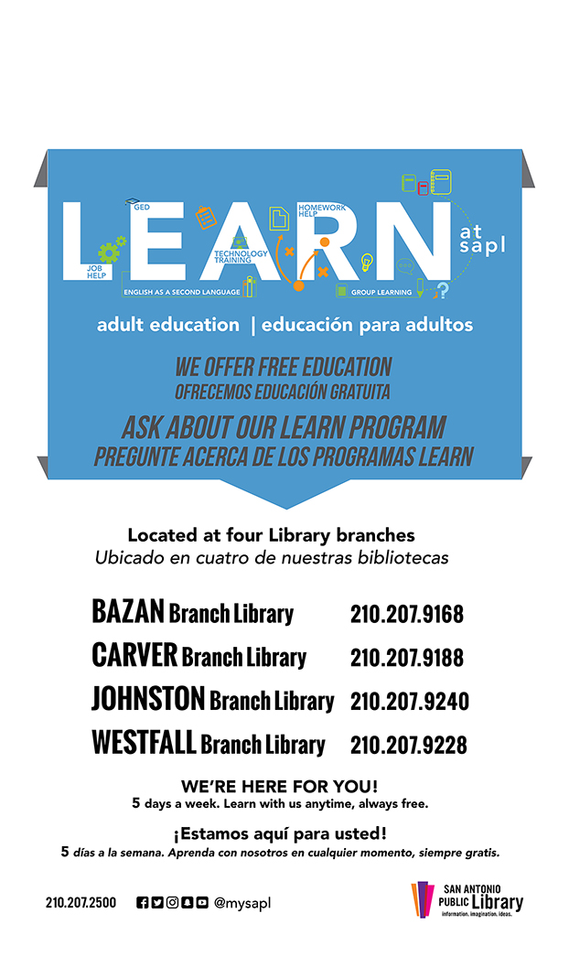 Learn at SAPL Ad