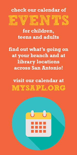 Events at the San Antonio Public Library